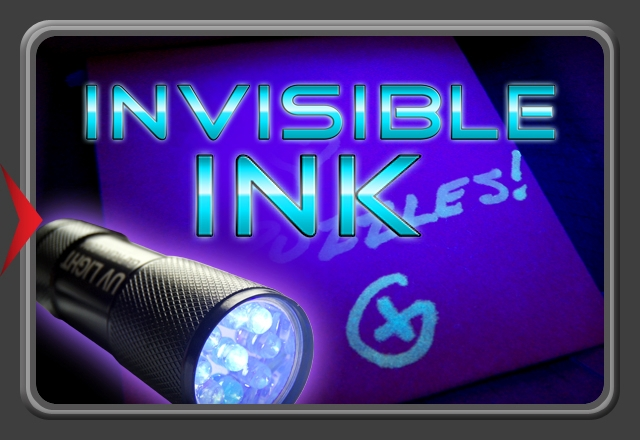 UV Ink Marker (UV Pen)