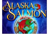 Caching in the Last Frontier - Alaska Salmon (Coin & Proxy) - Black Nickel