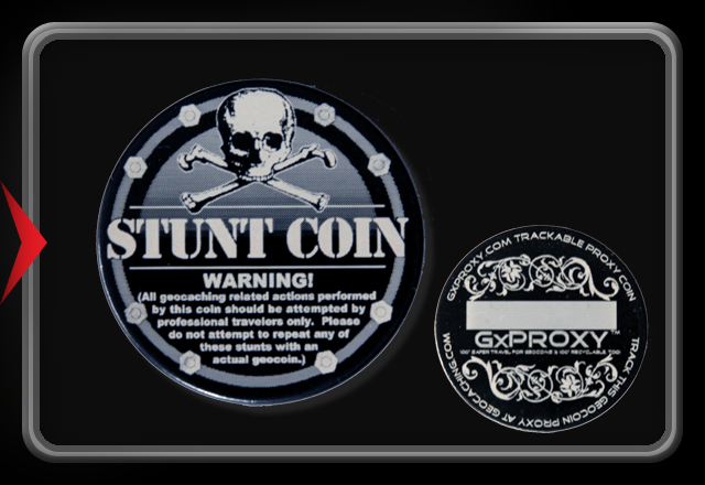 Proxy Coin - Stunt Coin