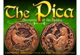 The Pica - Servants of the Huldra (Coin & Proxy Set) - Antique Gold -