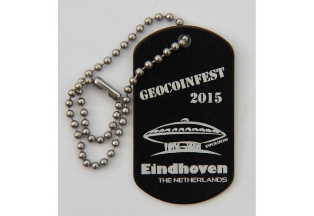 Geocoinfest 2015 Eindhoven - Traveltag