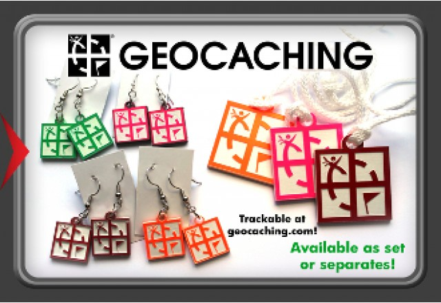 Geocaching.com - Trackable Necklace