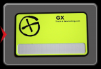 Name Tag Trackable - Int. Geocaching