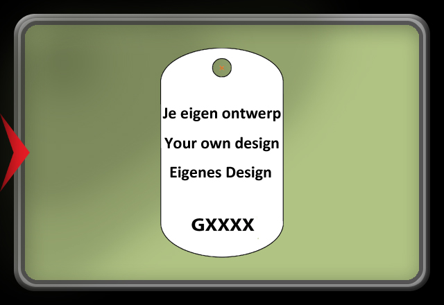 Trackable Tag - Own Design