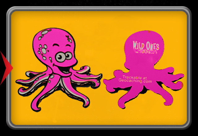Critters! Octopus - Pink -