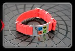 Trackable Bracelet - With colored image